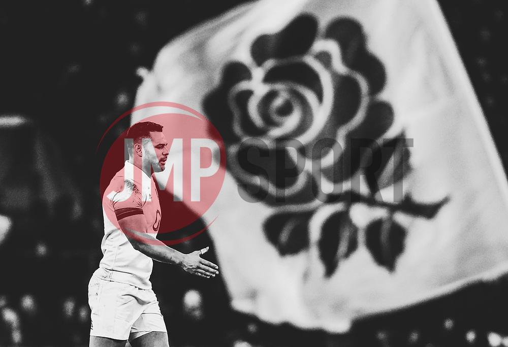 Ben Te'o of England - Mandatory by-line: Robbie Stephenson/JMP - 10/02/2018 - RUGBY - Twickenham Stoop - London, England - England v Wales - Women's Six Nations