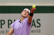 John Isner of USA during day 4 of the French Open 2021, Grand Slam tennis tournament on June 2, 2021 at Roland-Garros stadium in Paris, France - Photo Jean Catuffe / ProSportsImages / DPPI