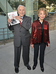 Kirk Douglas Dies At 103 - Actor Kirk Douglas and wife Anne Buydens Douglas attend the The Film Society of Lincoln Center's 37th Annual Chaplin Award gala at Alice Tully Hall in New York City, USA on May 24, 2010. Photo by S.Vlasic/ABACAPRESS.COM (Pictured: Kirk Douglas, Anne Buydens Douglas)