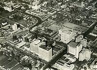 1931 Looking NE at Hollywood Blvd. near Cahuenga Blvd. & Vine St.