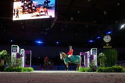 Fellers Rich (USA) - Flexible<br /> Rolex FEI World Cup ™ Jumping Final <br /> 'S Hertogenbosch 2012<br /> © Dirk Caremans