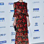 Caitriona Balfe attends the 22nd British Independent Film Awards at Old Billingsgate on December 01, 2019 in London, England.