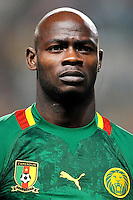 Football Fifa Brazil 2014 World Cup / <br /> Cameroon National Team - <br /> Achille EMANA of Cameroon
