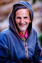 Portrait of a Berber man in southern Morocco<br /> <br /> (c) Andrew Wilson | Edinburgh Elite media