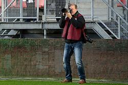 13-12-2015 NED: FC Utrecht - AFC Ajax, Utrecht<br /> Utrecht verslaat Ajax opnieuw in de Galgenwaard 1-0 / Fotograaf Pim Ras, Media