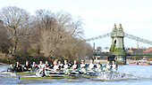 20080307 Varsity, Boat Race, Fixture, CUBC vs Molesey BC, London.UK