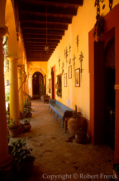 MEXICO, COLONIAL CITIES San Cristobal de las Casa; Na Bolom