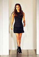 Victoria Beckham show at New York fashion week S/S 2013