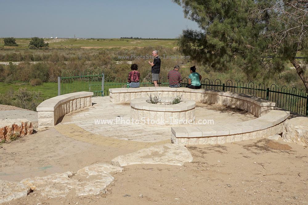 Eshkol National Park (Habasor National Park), Negev, Israel