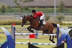 Mathy Laura, BEL, Penta<br /> Young Riders European Championships Jumping <br /> Samorin 2017© Hippo Foto - Dirk Caremans<br /> 11/08/2017