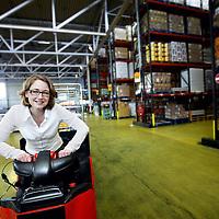 Nederland, Ede , 22 mei 2012..Anouk Beeren Manager E-commerce at Deli XL..Foto:Jean-Pierre Jans