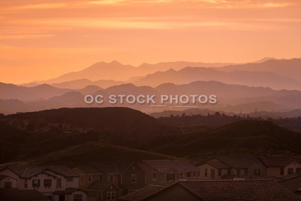 New Home Development in Santa Clarita
