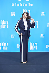 March 12, 2019 - Madrid, Madrid, Spain - Nora Navas attends 'Dolor y Gloria' Photocall at Villamagna Hotel on March 12, 2019 in Madrid, Spain (Credit Image: © Jack Abuin/ZUMA Wire)
