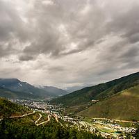 Thimpu, Bhutan <br /> <br /> Full photoessay at http://xpatmatt.com/photos/bhutan-photos/