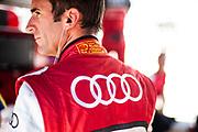 September 30-October 1, 2011: Petit Le Mans at Road Atlanta. 1 Romain Dumas, Audi R18, Audi Sport Team Joest