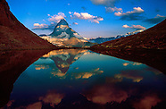 Switzerland-Matterhorn & Haute Route