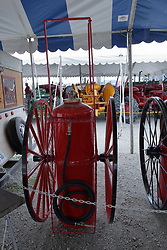 03 August 2017:  Antique fire apparatus on display at 2017 McLean County Fair<br /> <br /> #alphoto513