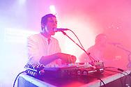 Rose Quartz performs at Red Bull Sound Select Presents Denver at Lost Lake in Denver, CO, USA, on 14 November, 2014.
