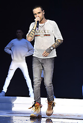 Liam Payne on stage during day two of Capital's Jingle Bell Ball 2017 with Coca-Cola at the O2 Arena, London.<br />Picture Credit Should Read: Doug Peters/EMPICS Entertainment