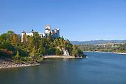 Niedzica, 2010-09-24. Zamek w Niedzicy