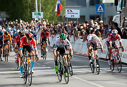 Winner Phil BAUHAUS of BAHRAIN VICTORIOUS during 1st Stage of 27th Tour of Slovenia 2021 cycling race between Ptuj and Rogaska Slatina (151,5 km), on June 9, 2021 in Slovenia. Photo by Vid Ponikvar / Sportida