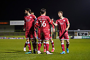 Forest Green Rovers v Crawley Town 291220