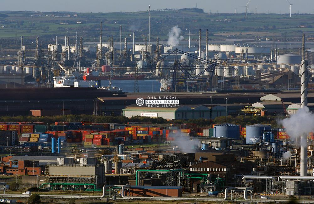 Teesside industry UK
