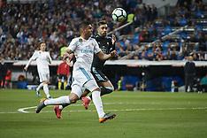 Real Madrid v Celta de Vigo 12 May 2018