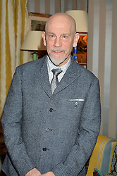 JOHN MALKOVICH at a private screening of 'A Postcard From Istanbul' directed by John Malkovich In Collaboration With St. Regis Hotels & Resorts held at 5 Hertford Street, London on 3rd March 2015
