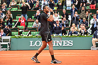 Jo Wilfried TSONGA - 31.05.2015 - Jour 8 - Roland Garros 2015 <br />