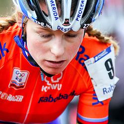 HUYBERGEN (NED) veldrijden <br />WK 2008-2009<br />Daphny van den Brand