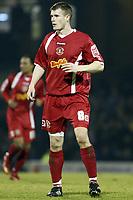 Coca-Cola League One - Southend United vs. Crewe Alexandra<br /> Crewe Alexandra's Michael O'Connor.<br /> 17/02/2009<br /> Credit: Colorsport / Kieran Galvin
