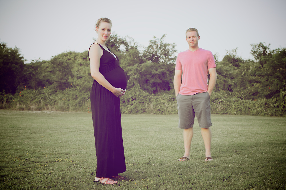 Lindsay and Peter Fischer photo at Ft. Story, Virginia Beach, Virginia