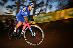 December 26, 2018 - Heusden-Zolder, BELGIUM - Czech Zdenek Stybar pictured in action during the men Elite race of the seventh stage (out of nine) in the World Cup cyclocross, Wednesday 26 December 2018 in Heusden-Zolder, Belgium. BELGA PHOTO DAVID STOCKMAN (Credit Image: © David Stockman/Belga via ZUMA Press)