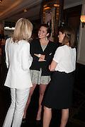 BRONWEN CARTER, Vanity Fair Lunch hosted by Graydon Carter. 34 Grosvenor Sq. London. 14 May 2013