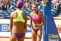 20150830 NED: NK Beachvolleybal 2015, Scheveningen<br />Nika Daalderop