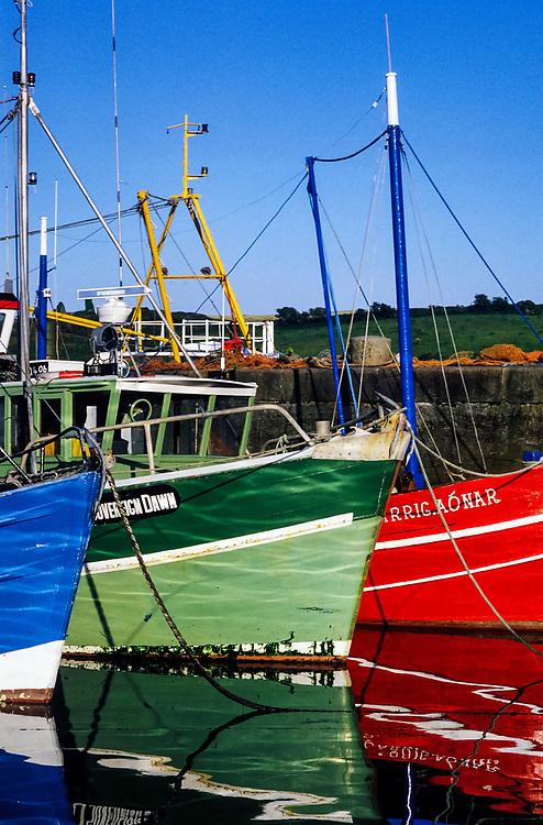 Fishing boats, Kinsale, County CorkIreland