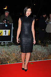 Emma Willis during Night of Heroes: The Sun Military Awards held at the Imperial War Museum, London, England, December 6, 2012. Photo by Chris Joseph / i-Images.