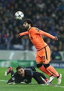 Porto/Liverpool 14th Feb