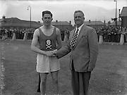 NACA Championships at Iveagh Grounds, Crumlin.06/07/1952