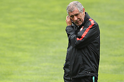 File photo dated 04-06-2019 of Portugal head coach Fernando Santos. Issue date: Tuesday June 1, 2021.