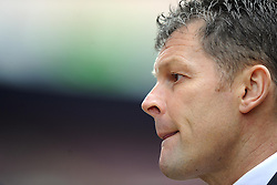 Bristol City's New manager Bristol City  Steve Cotterill is presented to the press after signing a three and a half year contract - Photo mandatory by-line: Joe Meredith/JMP - Tel: Mobile: 07966 386802 03/12/2013 - SPORT - FOOTBALL - Ashton Gate - Bristol - Bristol City - New Manager - Steve Cotterill