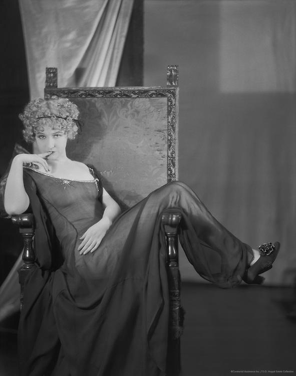 Dorothy Gish, silent film actress, 1924