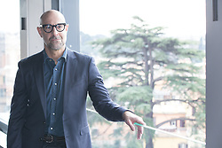 February 5, 2018 - Rome, Italy - Photocall at the Hotel Eden in Rome with the American actor and director Stanley Tucci (Credit Image: © Matteo Nardone/Pacific Press via ZUMA Wire)