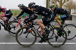 Elinor Barker at Driedaagse Brugge - De Panne 2018 - a 151.7 km road race from Brugge to De Panne on March 22, 2018. Photo by Sean Robinson/Velofocus.com