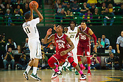 WACO, TX - JANUARY 24: Buddy Hield #24 of the Oklahoma Sooners defends against Lester Medford #11 of the Baylor Bears on January 24, 2015 at the Ferrell Center in Waco, Texas.  (Photo by Cooper Neill/Getty Images) *** Local Caption *** Buddy Hield