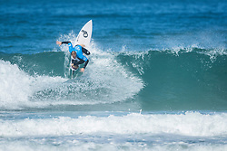 Adam Melling (AUS) placed 2nd in Heat 13 of round Two in EDP Billabong Pro Cascais 2017