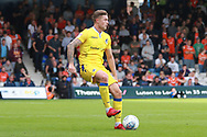 Bristol Rovers defender James Clarke (15) during the EFL Sky Bet League 1 match between Luton Town and Bristol Rovers at Kenilworth Road, Luton, England on 15 September 2018.