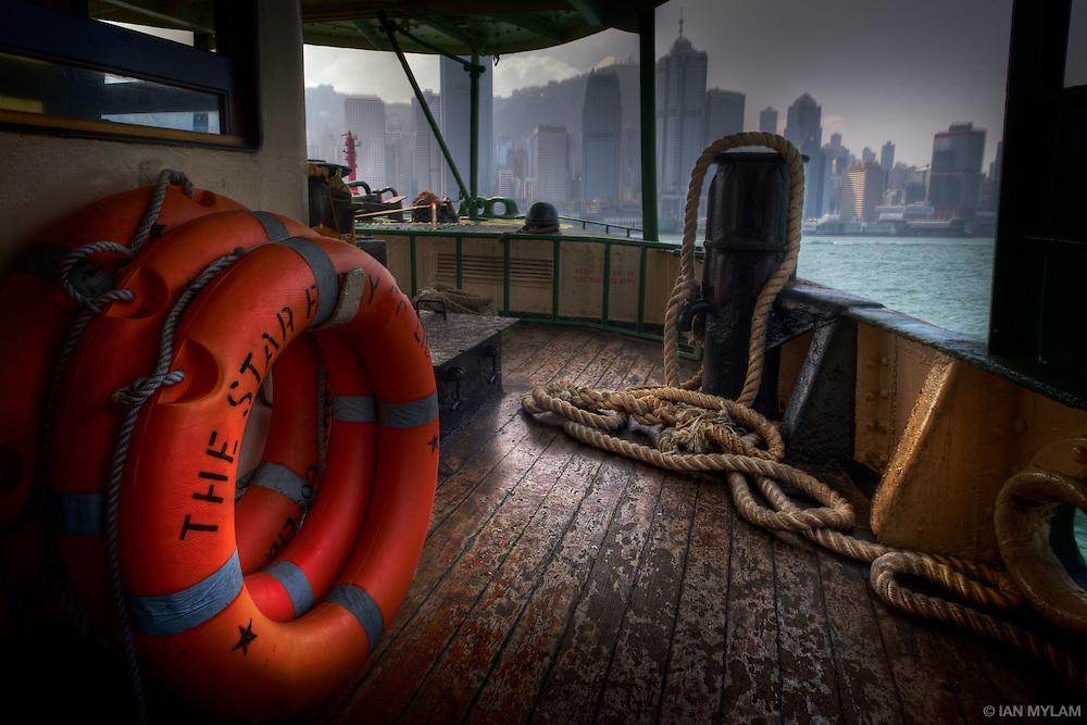 Star Ferry - Hong Kong, China