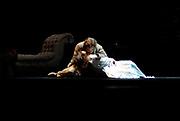 11/12/2008 -- GASTON DE CARDENAS/EL NUEVO HERALD -- MIAMI -- Eglise Gutierrez as Violetta Valery  and Stephen Costello as Alfredo Germont in a scene from Florida Grand Opera (FGO) production of Giuseppe Verdi's  La Traviata.